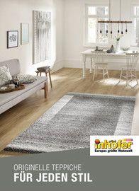 Möbel Inhofer, Originelle Teppiche für jeden Stil für Schwäbisch Gmünd