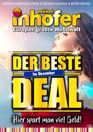 Möbel Inhofer, DER BESTE DEAL - IM DEZEMBER für München